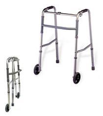 הליכון מתקפל עם - בלי גלגלים