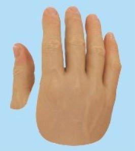 השלמת אצבעות