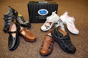 נעלי Dr. comfort